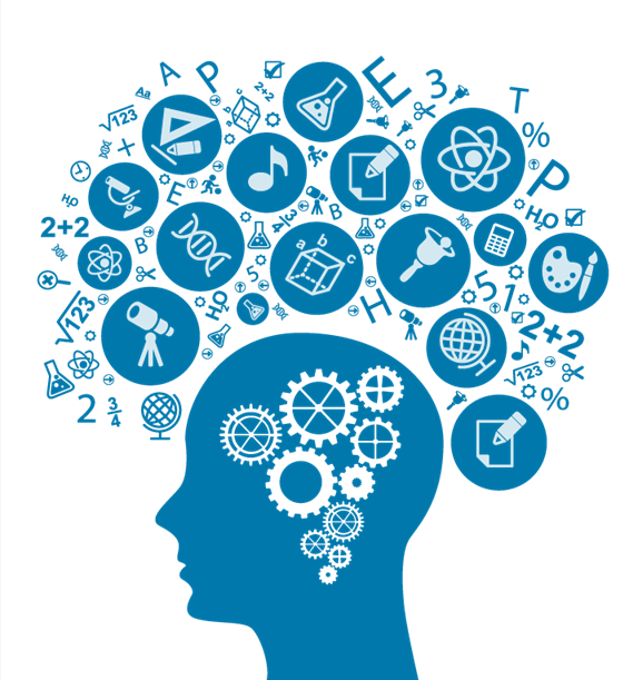 brain gears icon png 8